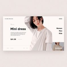 Love this design. What do you think about it? Would you change anything? Could you make it even better somehow? 🤔 Design b Web Layout, Layout Design, Website Header Design, Web Design Examples, Ui Design Inspiration, Ui Web, Profile Website, Profile Design, Photoshop