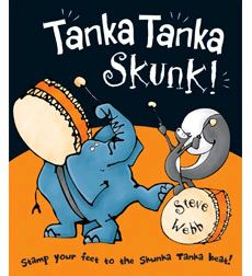 tankatankaskunk music ideas and books for your preschool