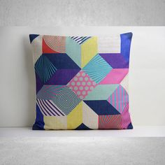 Hey, I found this really awesome Etsy listing at https://www.etsy.com/listing/224903699/geometric-pillow-cover-pillow-cover