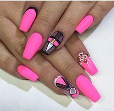 Matte Pink