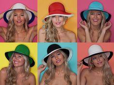 Plegable, de moda y de protección; el sombrero del sol ULTIMATE. por Satya Twena - Kickstarter