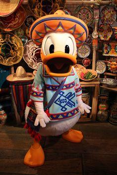 https://flic.kr/p/KWZaSX | Donald Duck | ¡Saludos Amigos! Greeting Dock Tokyo…