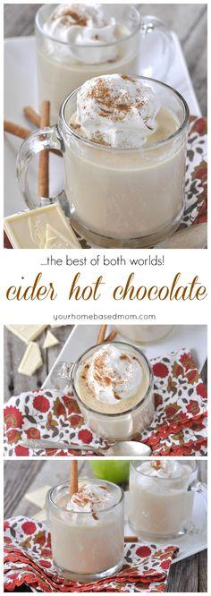 Cider Hot Chocolate