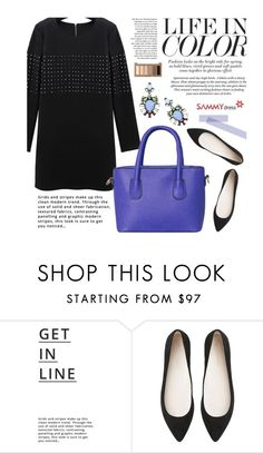 """""""Sammydress 16/3"""" by merima-kopic ❤ liked on Polyvore featuring Lipsy, Witchery, H&M, Urban Decay, Privé and sammydress"""