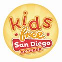 Kids eat, stay and play for free throughout San Diego! Over 100 participating partners.