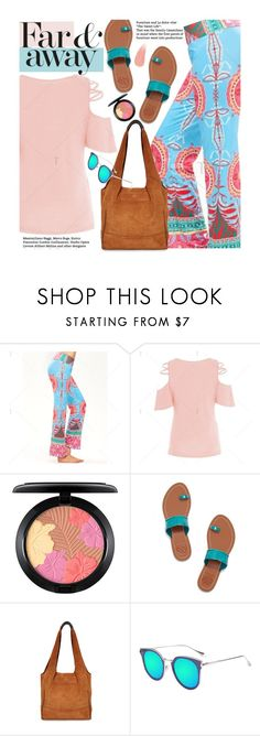 """""""Weekend"""" by beebeely-look ❤ liked on Polyvore featuring MAC Cosmetics, Tory Burch, rag & bone, Mor, Chantecaille, weekend and twinkledeals"""