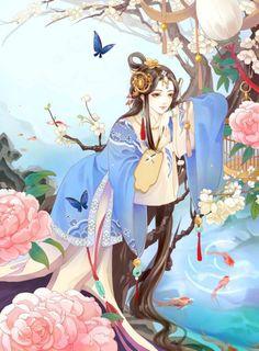 นิยาย 红莲花 ; เซียนหญิงตัวน้อย : Dek-D.com - Writer