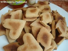 Dairy-Free Graham Crackers or Cinnamon Honey Cookies