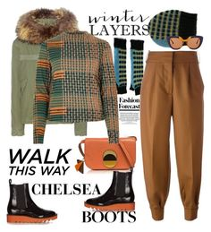 """Kick It: Chelsea Boots-Walk This Way"" by ellie366 ❤ liked on Polyvore featuring Mr & Mrs Italy, Marni, River Island, STELLA McCARTNEY, StreetStyle, HowToWear, layering, chelseaboots and fallsweater"