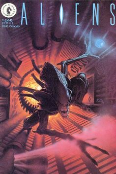 Aliens,#1, Aliens, Dark Horse Comics, 1989
