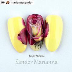 """#Amazingnail #nailart #rosenail НЕЙЛ БЛОГЕР ⭐️>100К ЮТЮБ НОГТИ (@olesyages_nails) on Instagram: """"Девчонки, смотрите какую красоту нашла! Это нереально круто @mariannasandor #дизайнногтей…"""""""