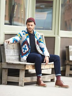 Image result for shawl neck cardigan trend fall-winter 2016