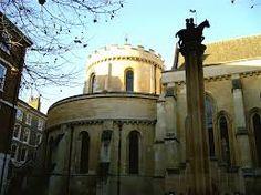 Temple Church, London