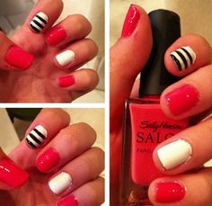 No link just cute nail idea
