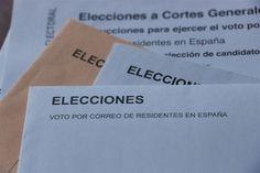 Hoy termina el plazo para solicitar el voto por correo para las generales del 26J