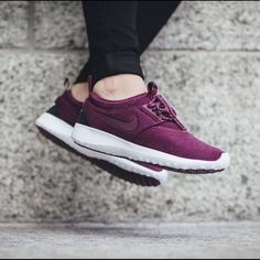 Nike Mulberry Juvenate Fleece Sneakers Mulberry colored fleece Juvenate sneakers from Nike.  Poly fleece fabric make these perfect for fall/winter. Women's size 7.5. New in box (no lid). NO TRADES/PAYPAL. Nike Shoes Sneakers