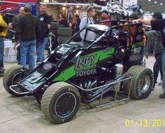 Jac Haudenschild Sprint Car Racing, Dirt Track Racing, Race Cars, Old School, Chili, Monster Trucks, Wheels, Vehicles, Places