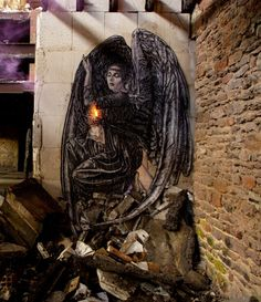 Zilda-L'ange de la mort - RENNES