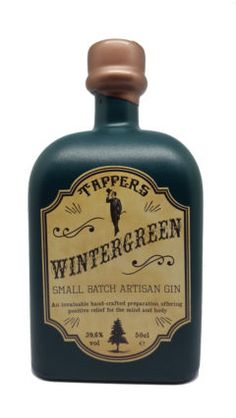 Tappers Wintergreen Gin – Tappers Gin