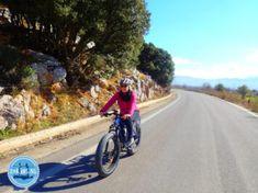 Elektrisch fietsen op Kreta E-bike gehuurd Reizigersbeoordelingen Kreta Griekenland Mtb, Crete Greece, Bicycle, Island, Bicycle Kick, Bike, Islands, Bmx, Cruiser Bicycle