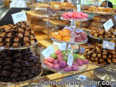 Dean & Deluca desserts