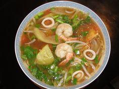 canh chua mien nam recipe