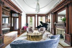 Photo 2 of 14 in Jennifer Connelly's Former Park Slope Mansion Hits the Market - Dwell