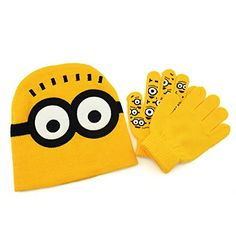 Adult Minions Fancy Dress Accessory Round Glasses Goggles Braces And Gloves Set