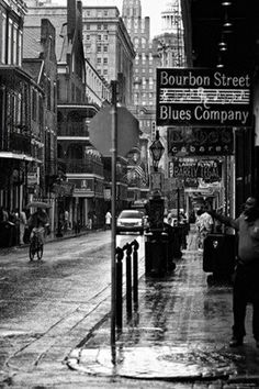 Bourbon Street - my love for New Orleans is here to stay. Had many a great night out on this famous street!
