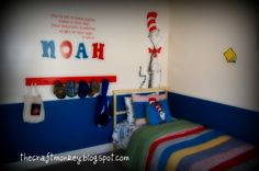 The Dr. Seuss rooms are so cute too. Description from designdazzle.com. I searched for this on bing.com/images