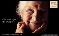 Everyone's grandmother is beautiful. But does anyone really see her as a person? #stopthebeautymadness