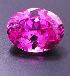 Purple Red Sapphire, 1.34cts, Oval, Madagascar. More @ www.multicolour.com and #sapphire 1 repin