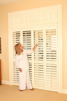 Blackout Shades, Sheer Shades, Vinyl Shutters, Window Coverings, Custom Wood, Blinds, Architecture, Room, House