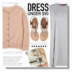 """""""Dress under $50 :)"""" by myfashionwardrobestyle ❤ liked on Polyvore featuring Boden, Aéropostale and Valentino"""