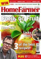 Home Farmer October 2014 Issue  Price : £3.40 http://store.homefarmer.co.uk/Home-Farmer-October-2014-Issue/dp/B00N1CAU6S