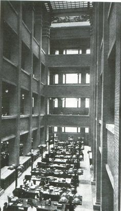 Frank Lloyd Wright: Larkin Building