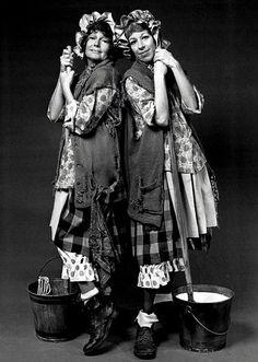 Rita Hayworth + Carol Burnett, Carol Burnett Show 1971