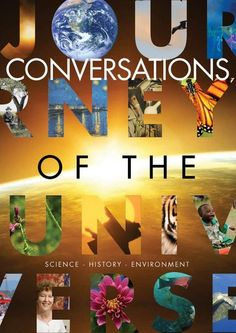 """Win a DVD Set of """"Journey of Universe: Conversations"""""""