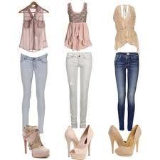 Mix and match your denim with heels and stunning top. #denimmovement #SMCitySanLazaro