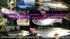 Kymijoki River - Korkeakoski - Kotka - Finland. Reko have catch many salmon this year with RiverBug DIY tubes!!! #kymijoki #kotka #putkiperhot #perhonsidonta #lohiperhot #lohenkalastus #saalisklubi #miniperhot #mustaperho #salmon #salmonfinland #kalastus #kalastussuomi #fishingfinland #tubefly #tubfluga #tubefluer #tubenfliegen #lachs #lax #lohi #salmon #bigfish #bigsalmon #mustakettu #esanerikoinen #fishingcenterkotka #laituri #oulu #ouluperhonsidonta #riverranger #riverbugfinland #shop…