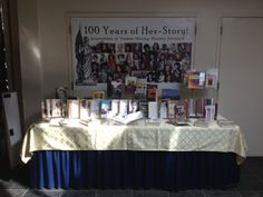 March Display Table in Northport