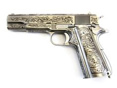 1911 Chrome Etched Special Edition​