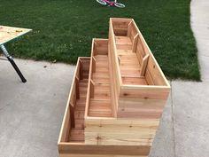 Garden planter box diy garden boxes garden planter boxes how to build a tiered garden planter .