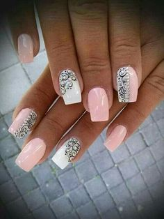 50 lovely Pink Nail ideas design just for you...