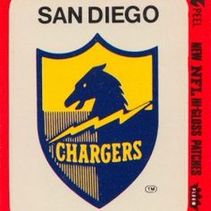 Football Art, Vintage Football, Sports Logos, Sports Art, Christmas Gifts For Sports Fans, Man Cave Wall Art, Cool Fathers Day Gifts, San Diego Chargers, Canvas Artwork