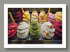 Darren Olson Photography | Gelato  Italy