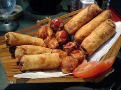 Cucinare che Passione: Involtini di pesce fritto