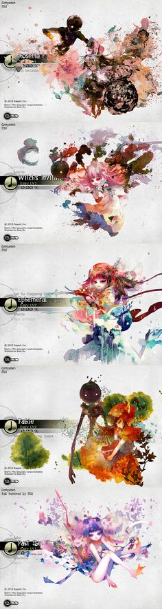 Deemo MILI song pack by blazewu