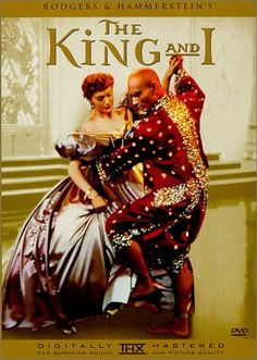 1956 'The King and I' with Yul Brynner and Deborah Kerr. Haven't seen this in ages! Movie Info, I Movie, Movie Stars, Old Movies, Great Movies, Amazing Movies, Rita Moreno, Yul Brynner, Deborah Kerr