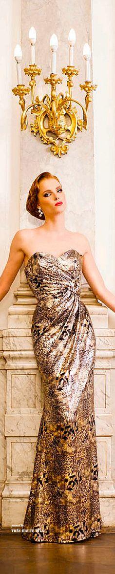 Billionaire Club / karen cox. The Glamorous Life.  ....John Paul Ataker ♔ Evening Gown ♔ Tres Haute Diva